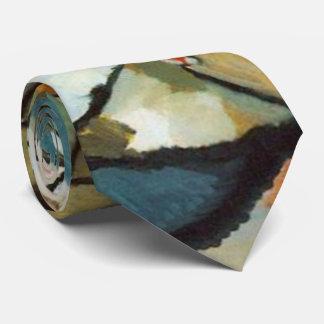 Kandinsky Composition V Abstract Art Neck Tie