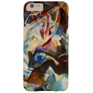 Kandinsky Composition VI Abstract Painting Barely There iPhone 6 Plus Case