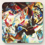 Kandinsky Composition VI Coaster