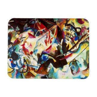 Kandinsky Composition VI Magnet