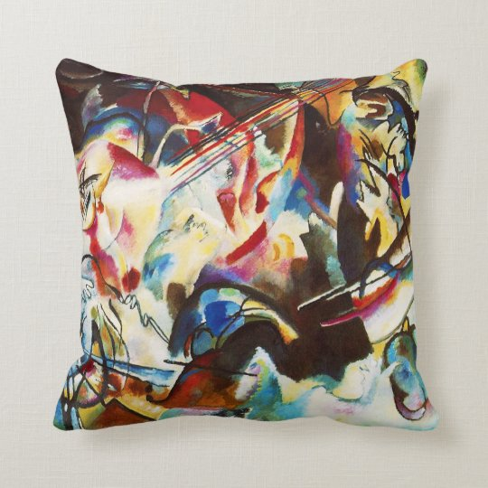 Kandinsky Composition VI Pillow