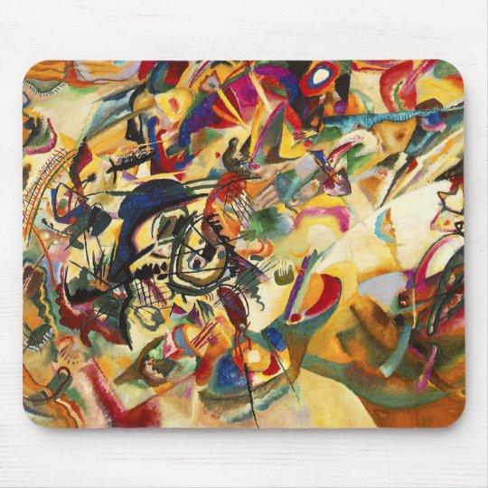 Kandinsky Composition VII Mouse Pad