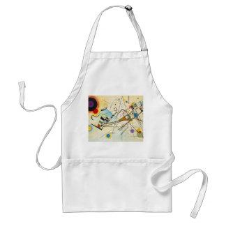 Kandinsky Composition VIII Apron