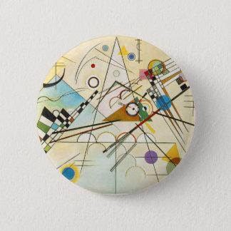 Kandinsky Composition VIII Button
