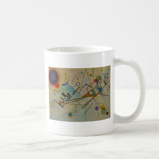 Kandinsky Composition VIII Coffee Mug