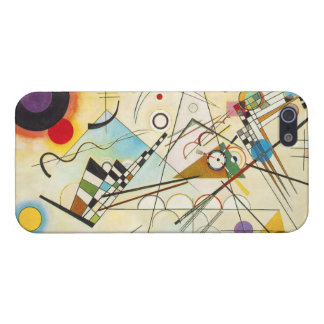 Kandinsky Composition VIII iPhone 5 Case