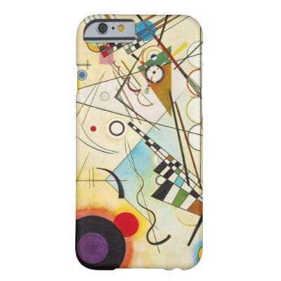 Kandinsky Composition VIII iPhone 6 case