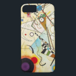 """Kandinsky Composition VIII iPhone 7 case<br><div class=""""desc"""">Wassily Kandinsky Composition VIII iPhone 6 case. Oil painting on canvas from 1923. Kandinsky created some of the most famous abstract paintings of the twentieth century, and Composition VIII is certainly among them. Full of arresting black lines and intriguing shapes, the painting moves with a sense of life and vibrance...</div>"""