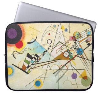 Kandinsky Composition VIII Laptop Sleeve