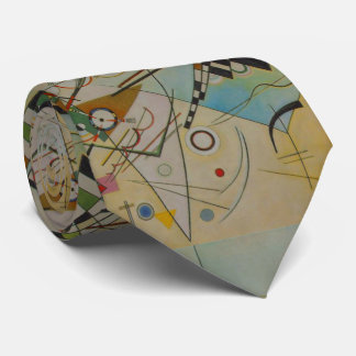 Kandinsky Composition VIII Neck Tie