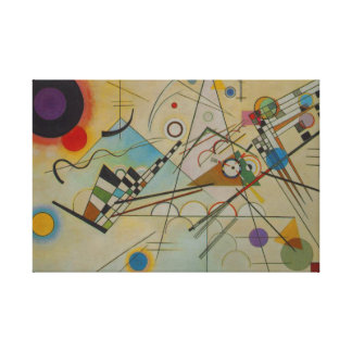 Kandinsky Composition VIII Painting Wrapped Canvas