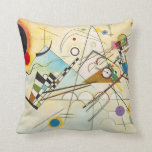 Kandinsky Composition VIII Pillow