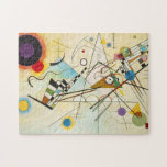 Kandinsky Composition VIII Puzzle