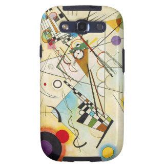 Kandinsky Composition VIII Samsung Galaxy S3 Case