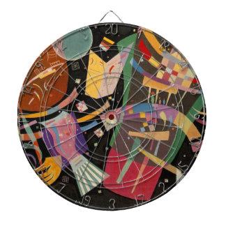 Kandinsky Composition X Abstract Artwork Dartboards