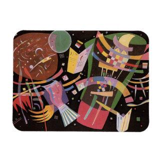 Kandinsky Composition X Magnet