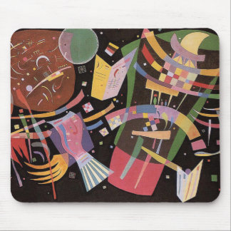 Kandinsky Composition X Mouse Pad