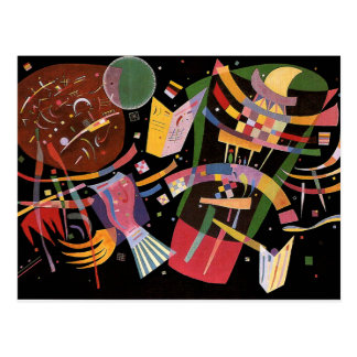 Kandinsky - Composition X Postcard