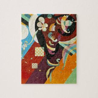 Kandinsky Compositon abstracto IX Rompecabezas