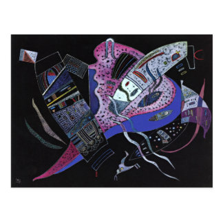 Kandinsky - Concentre Postcard