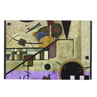 Kandinsky - Contrasting Sounds Powis iPad Air 2 Case