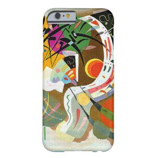Kandinsky - curva dominante funda para iPhone 6 barely there