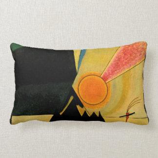 Kandinsky - Development Lumbar Pillow