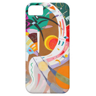 Kandinsky Dominant Curve iPhone 5 Case
