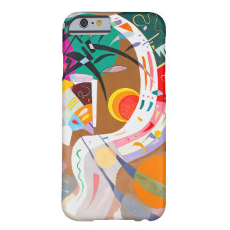 Kandinsky Dominant Curve iPhone 6 case