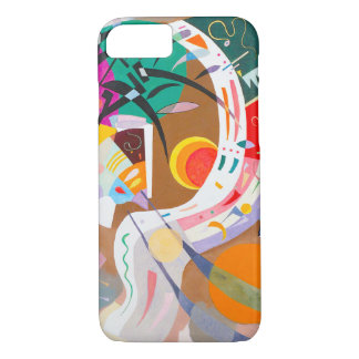 Kandinsky Dominant Curve iPhone 7 case