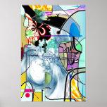 Kandinsky ejemplificado 1,2 póster