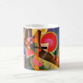 Kandinsky en taza azul