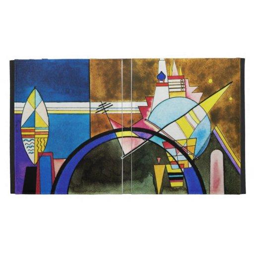 Kandinsky Great Gate of Kiev iPad 3 Case iPad Cases