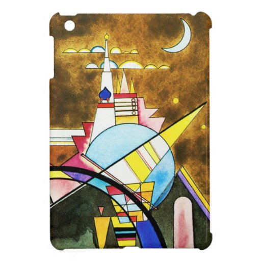 Kandinsky Great Gate of Kiev iPad Mini Case