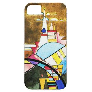 Kandinsky Great Gate of Kiev iPhone 5 Case