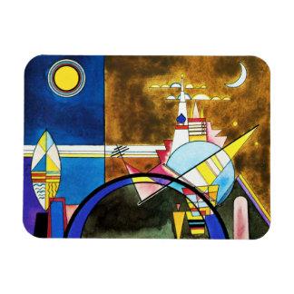 Kandinsky Great Gate of Kiev Magnet