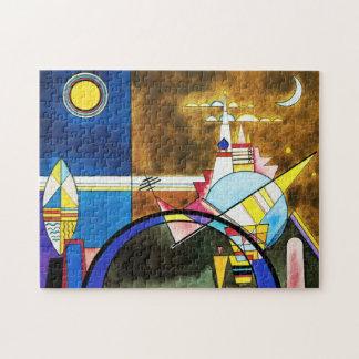 Kandinsky Great Gate of Kiev Puzzle