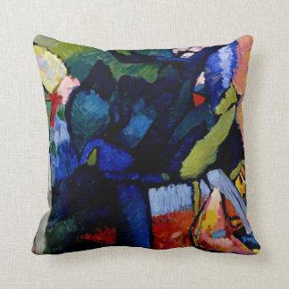 Kandinsky - improvisación 4 cojín decorativo
