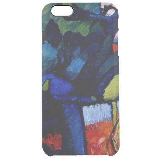 Kandinsky - improvisación 4 funda clear para iPhone 6 plus