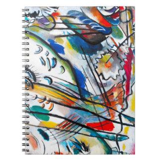 Kandinsky Improvisation 28 Notebook