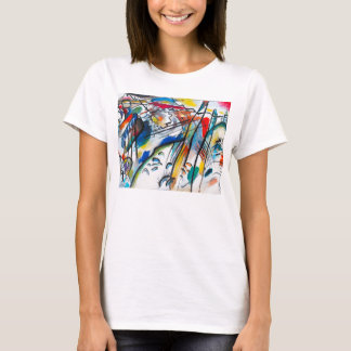 Kandinsky Improvisation 28 T-shirt