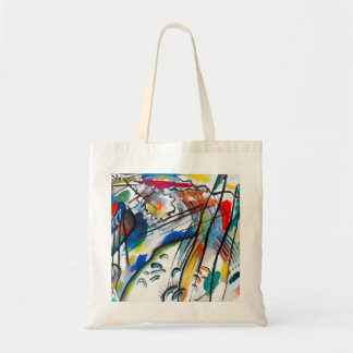 Kandinsky Improvisation 28 Tote Bag