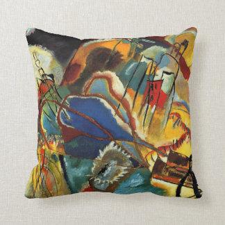 Kandinsky - Improvisation 30, Cannons Throw Pillow