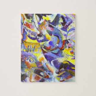 Kandinsky 'Improvisation' Puzzle