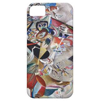 Kandinsky In Gray iPhone SE/5/5s Case