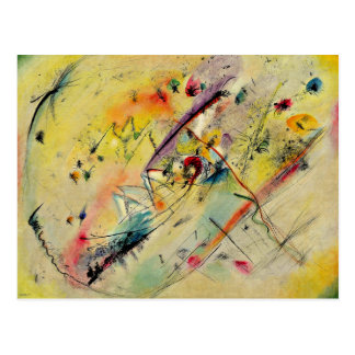 Kandinsky - Light Picture Postcard