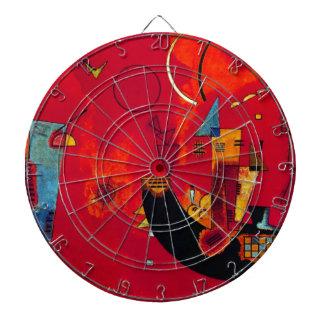 Kandinsky Mit und Gegen Dartboards