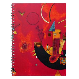 Kandinsky Mit und Gegen Notebook