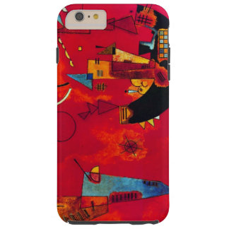 Kandinsky Mit und Gegen Tough iPhone 6 Plus Case