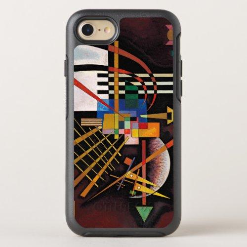 Kandinsky Modern Abstract Expressionist Artwork Phone Case